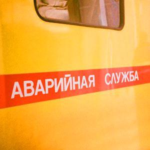 Аварийные службы Васильевского Моха
