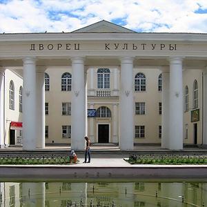 Дворцы и дома культуры Васильевского Моха