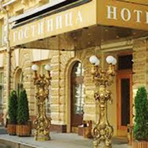 Гостиницы Васильевского Моха