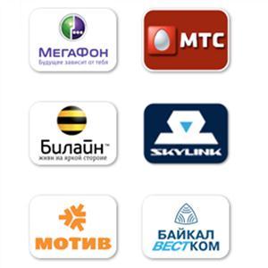 Операторы сотовой связи Васильевского Моха