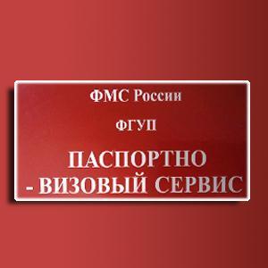 Паспортно-визовые службы Васильевского Моха