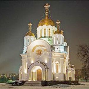 Религиозные учреждения Васильевского Моха