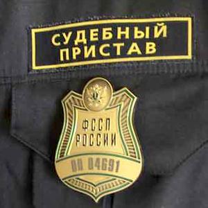 Судебные приставы Васильевского Моха