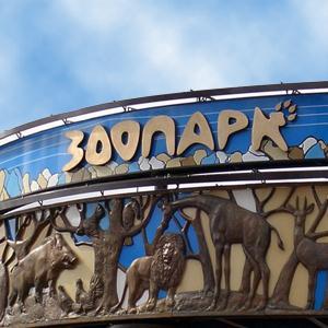 Зоопарки Васильевского Моха